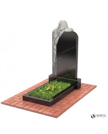 Памятник из гранита Резной Р061