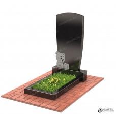 Памятник резной Р049