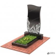 Памятник резной Р014