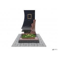 Памятник комбинированный К052