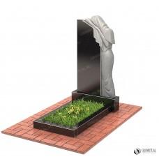 Памятник резной Р056