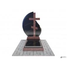 Памятник комбинированный К037