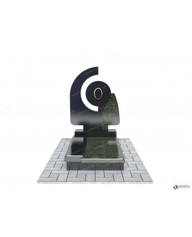 Памятник из гранита Комбинированный К040