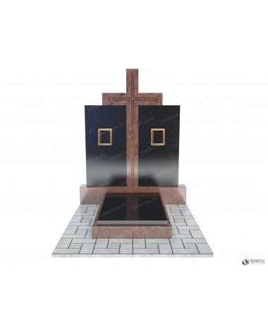 Памятник из гранита Комбинированный К056