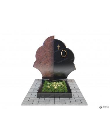 Памятник из гранита Комбинированный К054