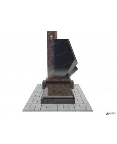 Памятник из гранита Комбинированный К023