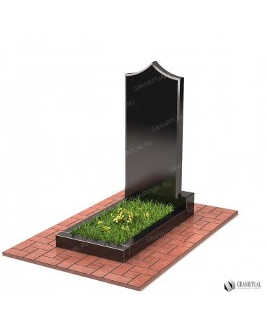 Памятник из гранита Вертикальный В012