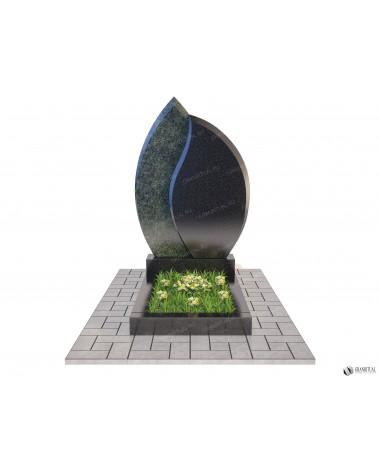 Памятник из гранита Комбинированный К012