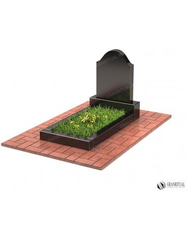 Памятник из гранита Недорогой Н023
