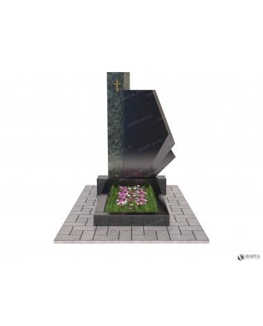 Памятник из гранита Комбинированный К046