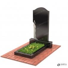 Памятник резной Р012
