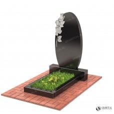 Памятник резной Р019